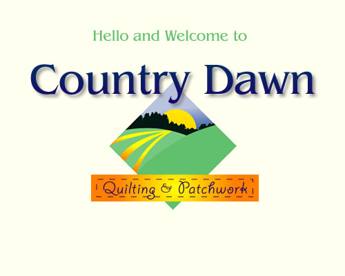 Country Dawn Quilting & Patchwork